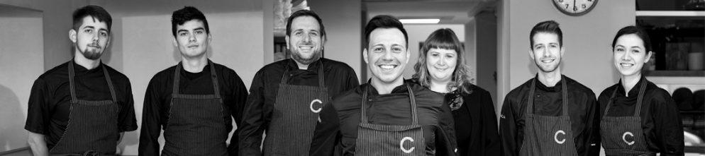 Staff corso cucina Firenze